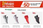 Semana del Deporte El Corte Inglés TODO -50% Descuento ¡Hasta 24 Julio!