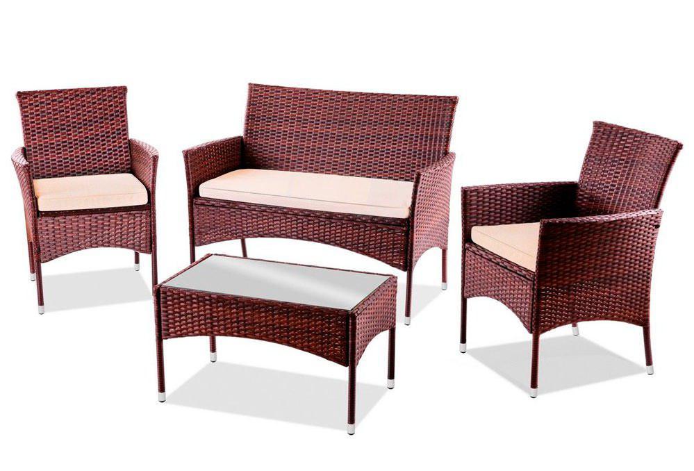 conjunto terraza barato sillon sofa mesa chollos ebay blog de ofertas bdo