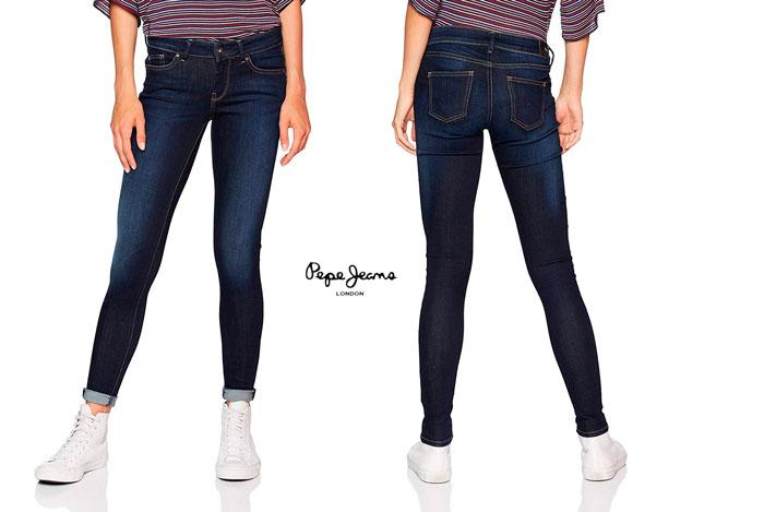 Pantalones Pepe Jeans Pixie baratos