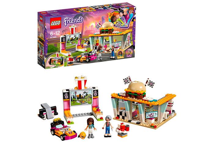Cafetería de pilotos Lego Friends barata