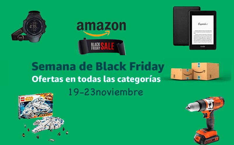 Semana Black Friday Amazon