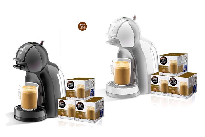 Cafetera Krups Dolce Gusto Mini Me KP1208 barata