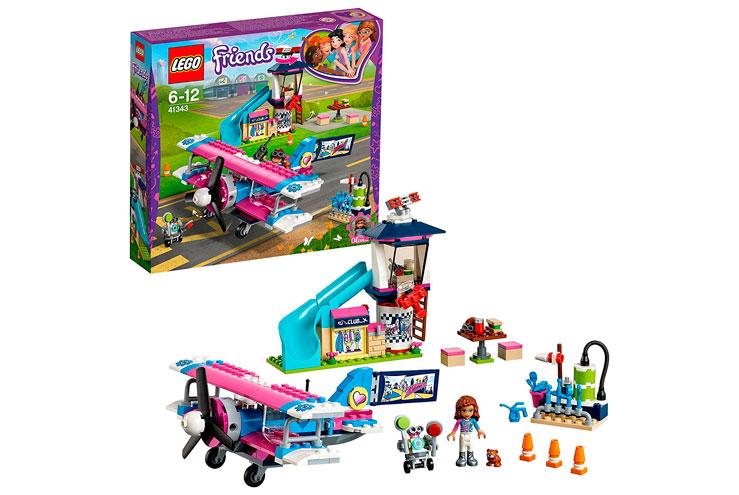 Lego Friends Excursión en avión por Heartlake City 41343 barato
