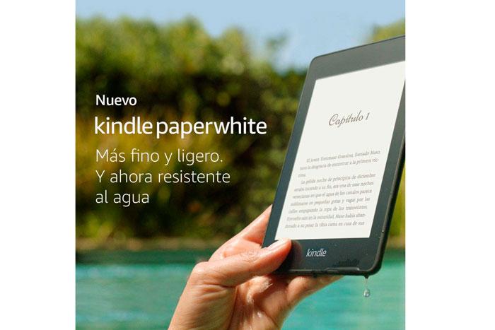 Nueva Kindle paperwhite Resistente al agua barata