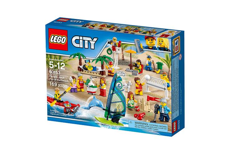 LEGO City Town Diversión en la playa barato