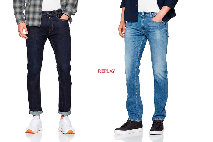 Pantalones Replay baratos