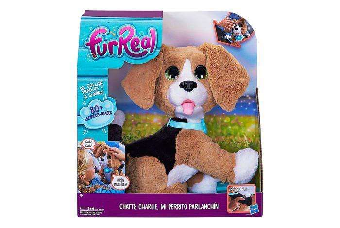 Perrito Charlie FurReal Friends barato