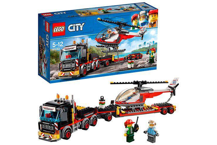 set Lego City camión de transporte barato