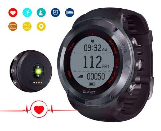 smartwatch cubot f1 fitness tracker barato chollos amazon blog de ofertas bdo