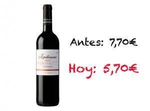 vino azpilicueta rioja barato chollos amazon blog de ofertas bdo