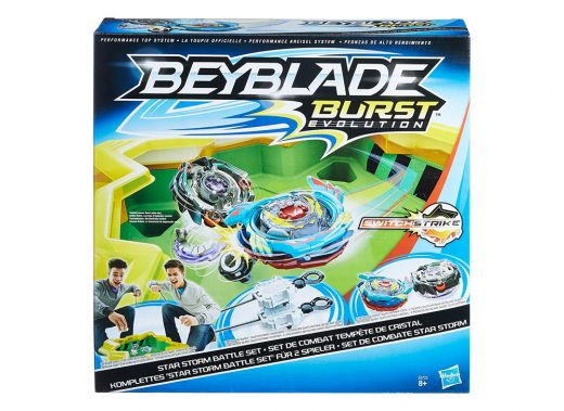 Beyblade Estadio Competición Switchstrike barato chollos amazon blog de ofertas bdo