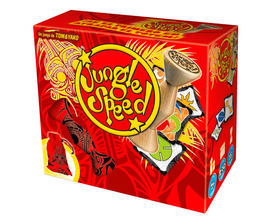 Jungle Speed barato chollos amazon blog de ofertas bdo