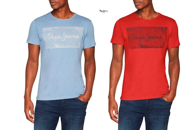Camiseta Pepe Jeans barata