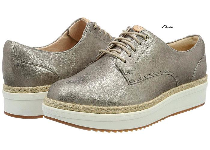zapatos Clarks Teadale Rhea baratos