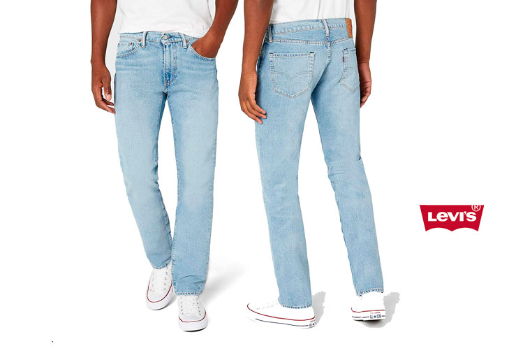 pantalones Levis 511 Slim Fit baratos