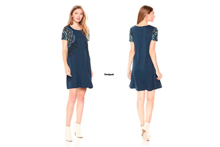 vestido Desigual Cora barato