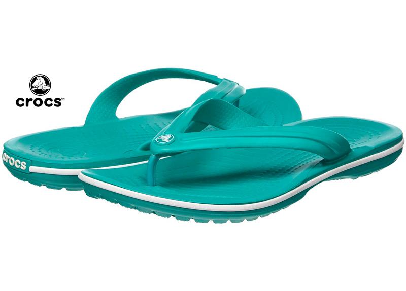 chanclas Crocs Crocband Flip U baratas