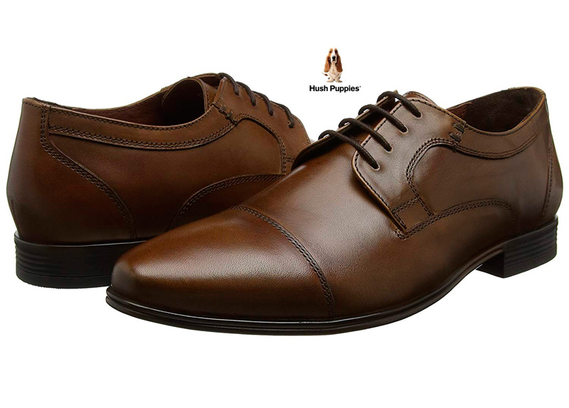 zapatos Hush Puppies Bertrand Cap Toe baratos