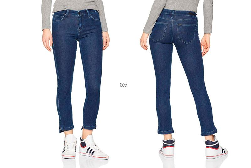 pantalones Lee Scarlett baratos
