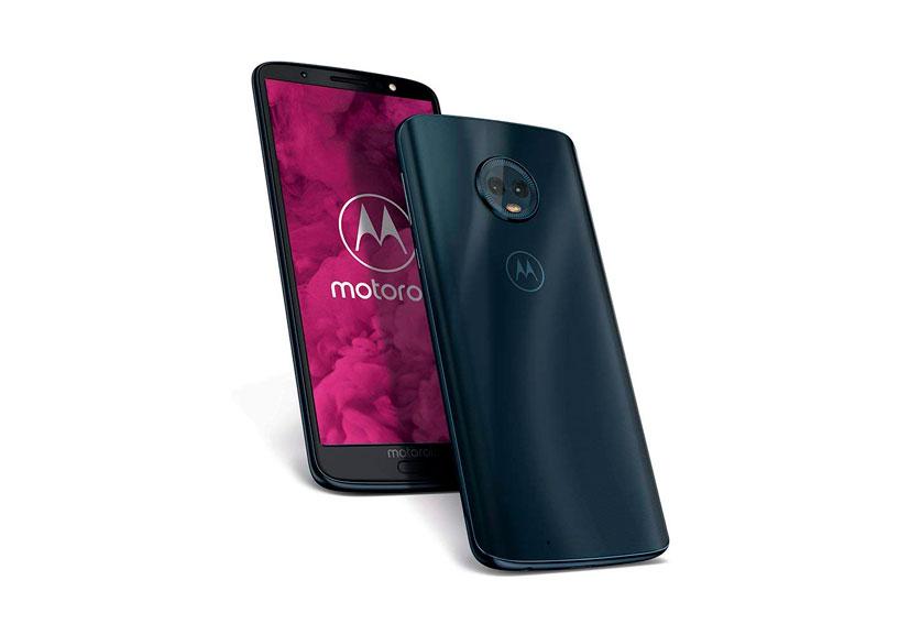 Smartphone Motorola Moto G6 Plus barato