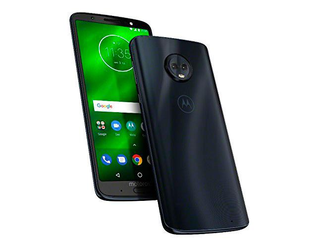 smartphoneMotorola Moto G6 Plus barato