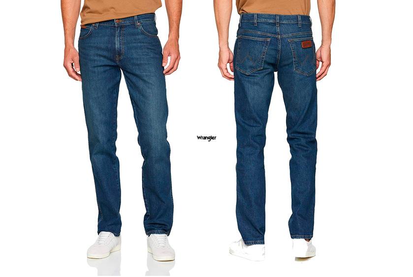 pantalones Wrangler Texas Contrast baratos