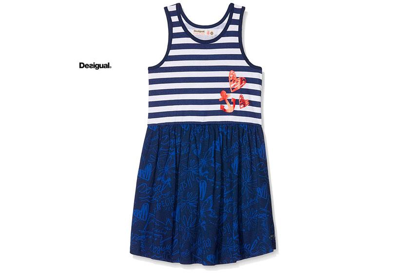 vestido Desigual Carson barato