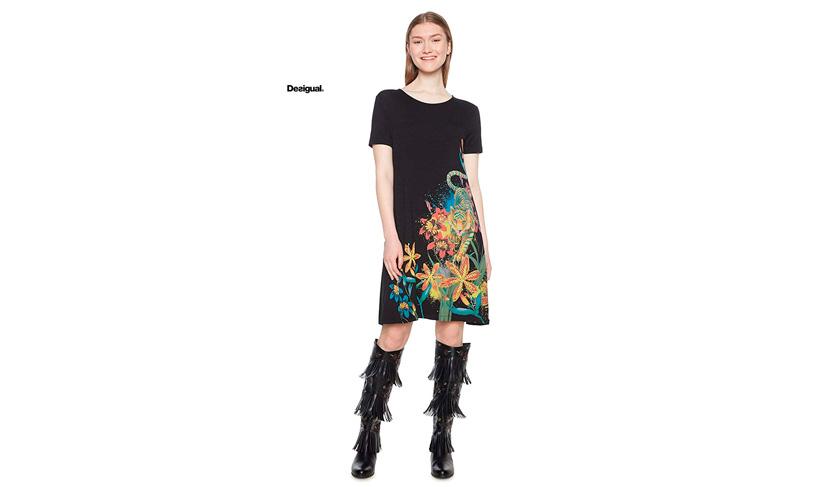 vestido Desigual Agra barato