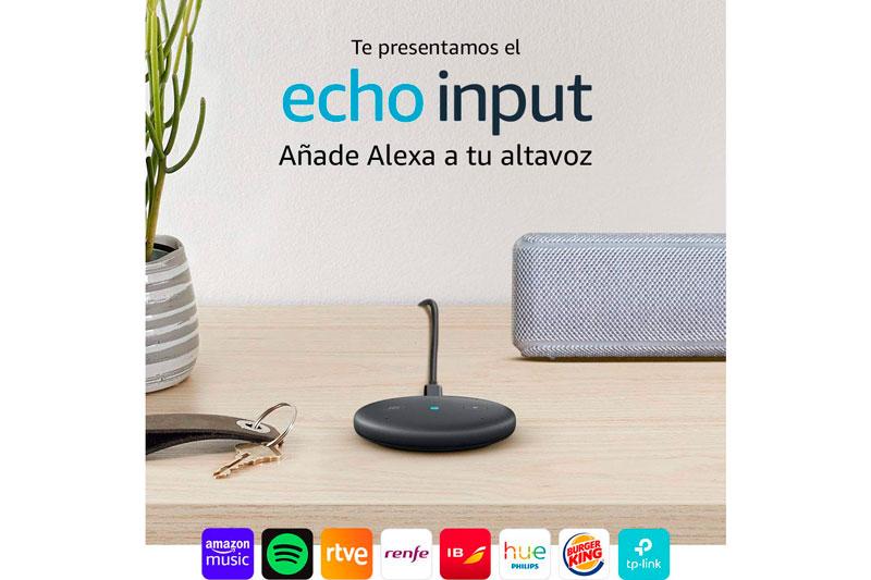 Echo Input barato