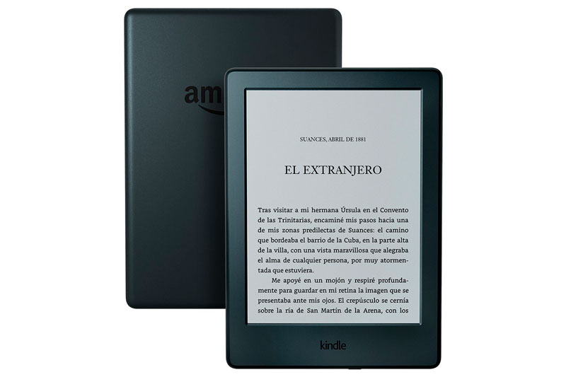 Kindle 8.ª generación, modelo anterior barata