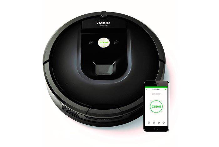 robot aspirador iRobot Roomba 981 barato