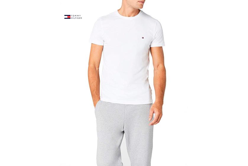 camiseta Tommy Hilfiger Core barata