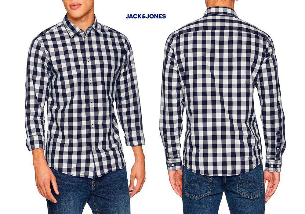 Chollazo camisa JACK & JONES Jjegingham