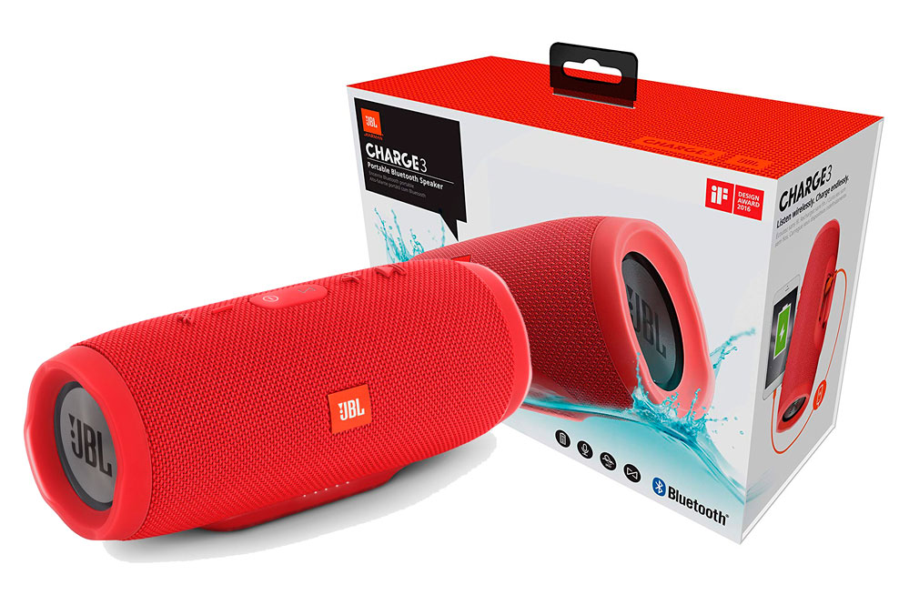 Chollo altavoz JBL Charge 3
