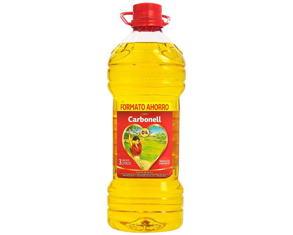 aceite de olina carbonell 3l barato chollos amazon