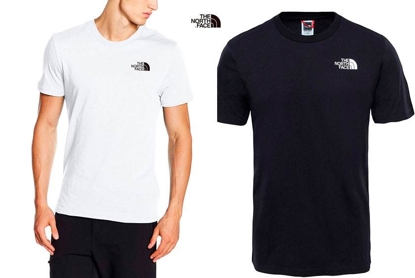 camiseta The North Face barata
