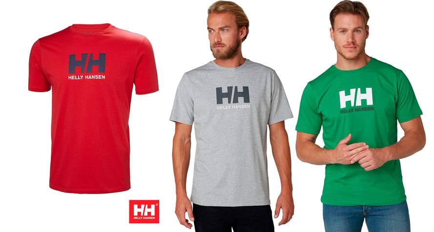 camiseta Helly Hansen HH Logo barata