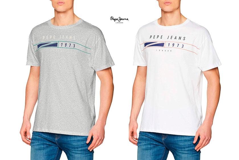 Camiseta Pepe Jeans Pascal barata