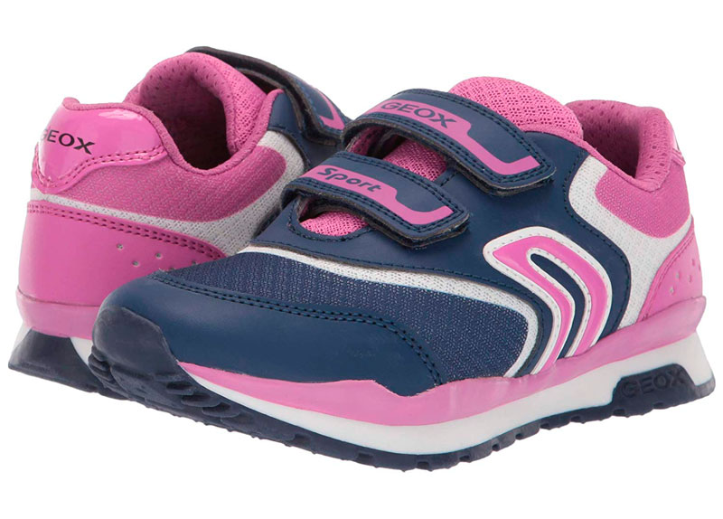 zapatillas Geox J Pavel Girl A baratas