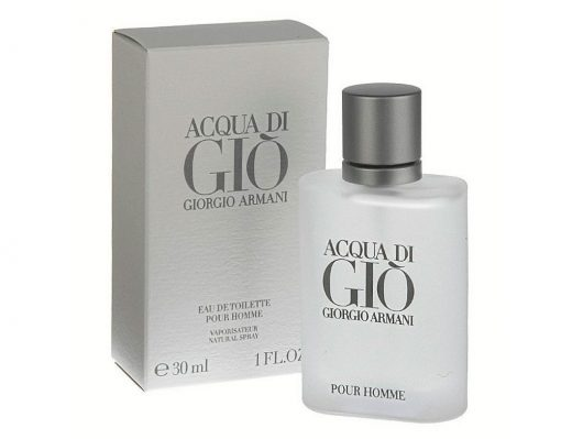 Giorgio Armani - Acqua Di Gio Homme - Eau de toilette para hombres - 30 ml
