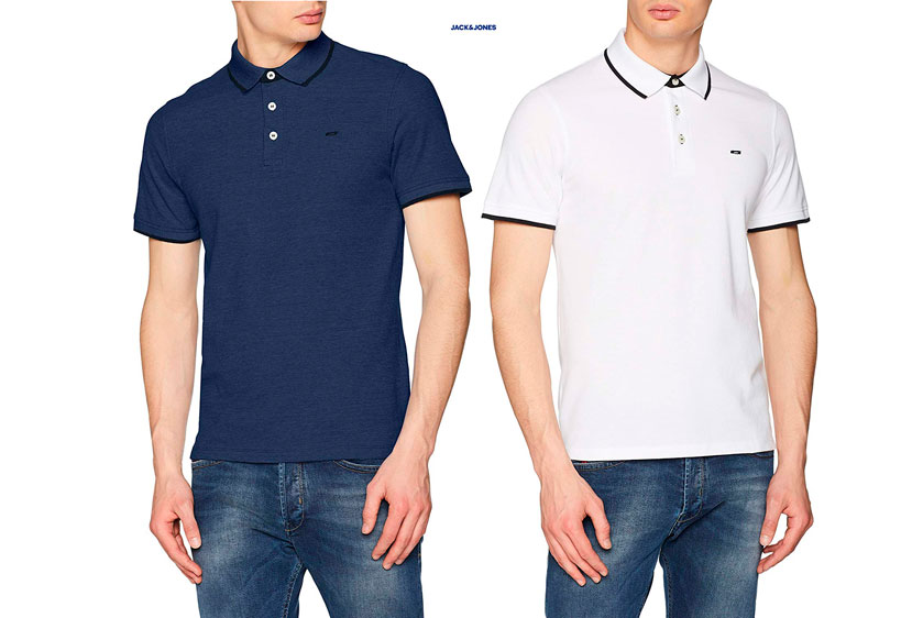 polo Jack & Jones Jjepaulos barato