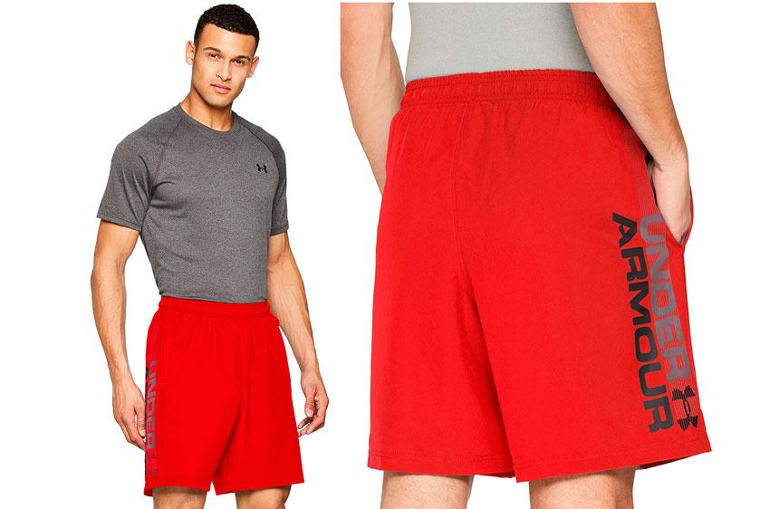 pantalones cortos Under Armour Woven baratos