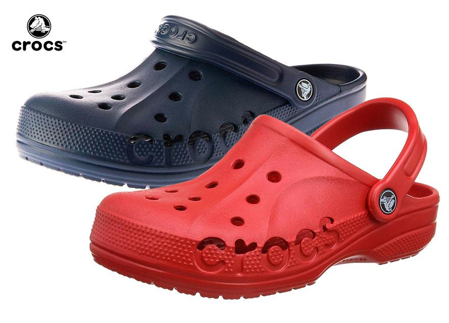 zuecos Crocs Baya baratos