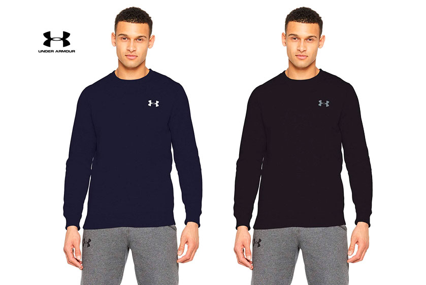 sudadera Under Armour Rival barata