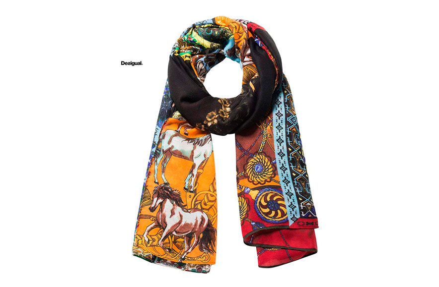foulard Desigual Manuela barato