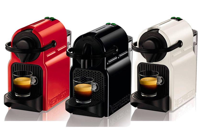 Cafetera Nespresso Krups Inissia barata
