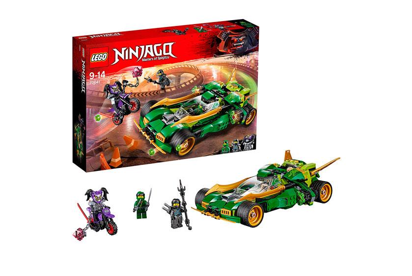 Lego Ninjago reptador Ninja nocturno barato