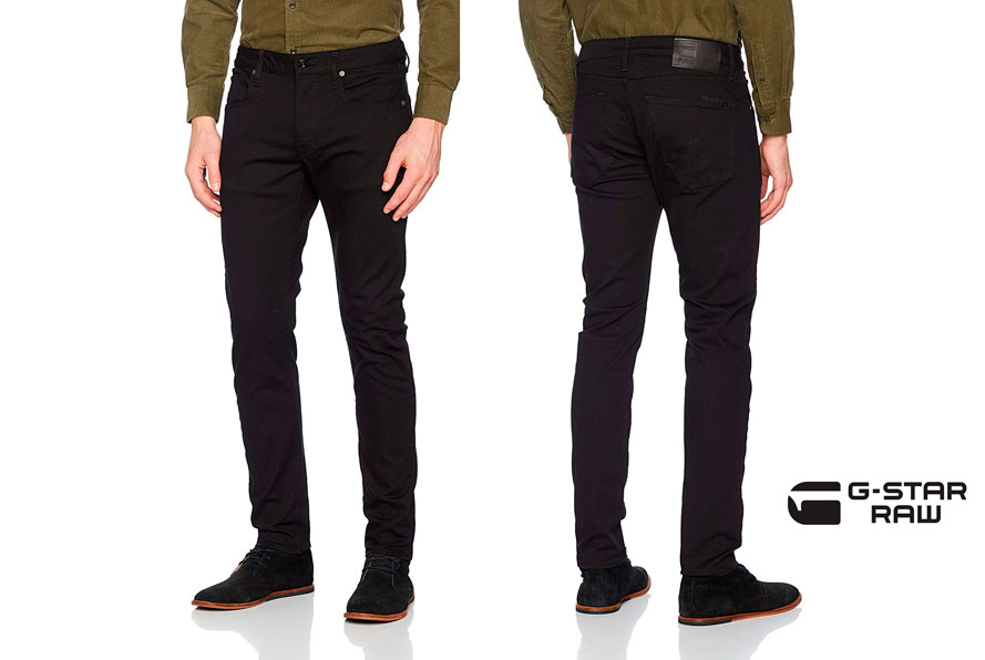 pantalones G-Star Raw 3301 baratos