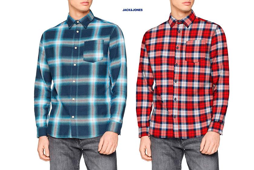 zapatos deportivos información para mejor lugar blogdeofertas.com - ¡¡Chollo!! Camisa Jack & Jones Jornico ...