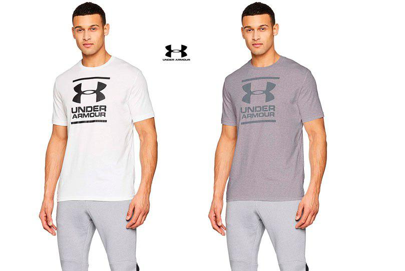 camiseta Under Armour UA GL Foundation barata